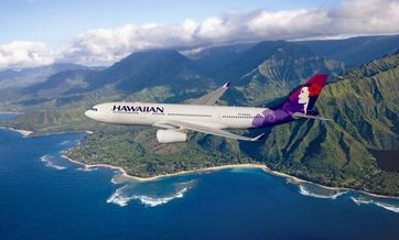 Самолёт Hawaiian Airlines