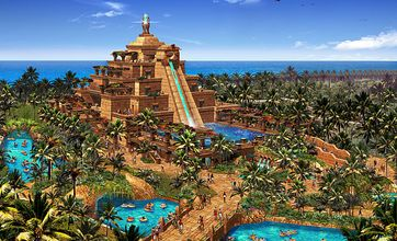 Аквапарк в комплексе Atlantis the Palm станет еще лучше