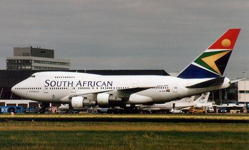 Авиакомпания South African Airways